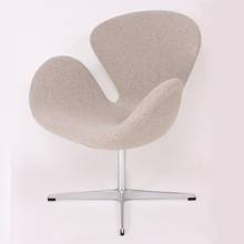 The Roberts Beige Upholstered Chair