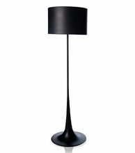 The Tulip Floor Lamp in Black