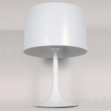 The Tulip Table Lamp in White