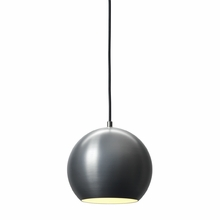 Topan Pendant in Brushed Aluminum