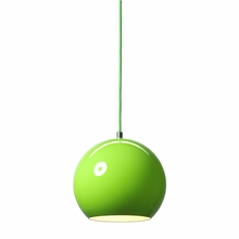 Topan Pendant in Green