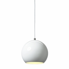 Topan Pendant in White