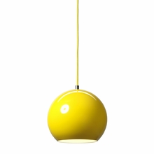 Topan Pendant in Yellow