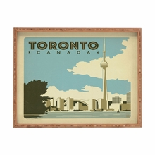 Toronto Rectangular Tray