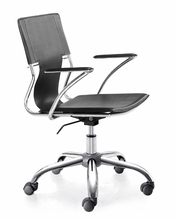 Trafico Office Chair in Black