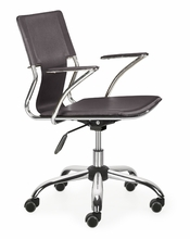 Trafico Office Chair in Espresso