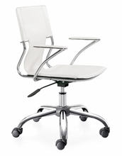 Trafico Office Chair in White