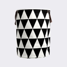 Triangle Laundry Basket