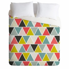 Triangulum Lightweight Duvet Cover