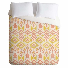 Tribal Party Lightweight Duvet Cover