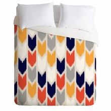 Tribu Arrows Lightweight Duvet Cover