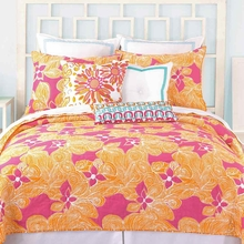 Trina Turk Floral Coverlet