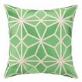 Trina Turk Mojave Embroidered Pillow in Green