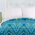 Trina Turk Palm Springs Euro Sham in White