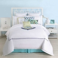 Trina Turk Palm Springs Sheet Set in Turquoise