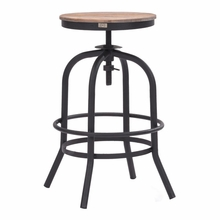 Twin Peaks Counter Stool Distressed Natural
