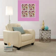 Twister Blox Wall Decals
