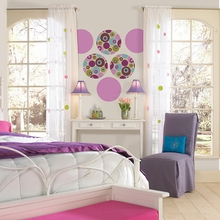 Twister Dot Wall Decals