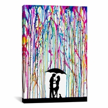 Two Step Canvas Wall Art