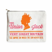 Union Jack Amenity Bag