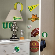University of Oregon Peel & Stick Wall Decals