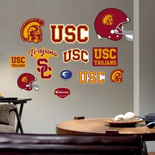 USC Logo Wall Decals