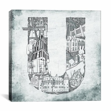 Utrecht Canvas Wall Art