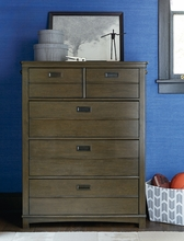Letterman Drawer Chest