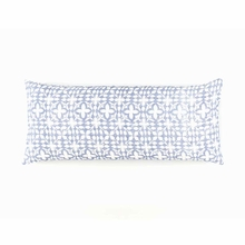 Veena Blue Boudoir Pillow