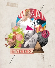 Veneno Canvas Wall Art