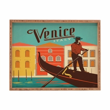 Venice 1 Rectangular Tray