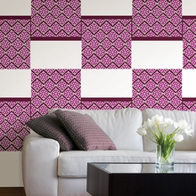 Very Berry Blox Wall Decals