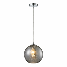 Watersphere Cool Pendant In Polished Chrome