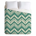 Weathered Chevron Lightweight Duvet Cover