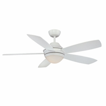 White Celano Ceiling Fan