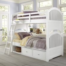 White Beach House Adair Bunk Bed