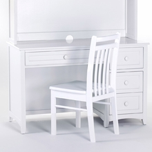 White Morgan Desk