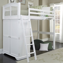 Waverly Twin Loft & Storage