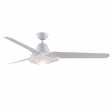 White Wylde 3 Blade Ceiling Fan