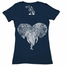Women's Punch Trunk Love T-Shirt
