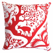 Woodland Accent Pillow