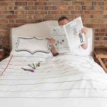 Write-On Duvet