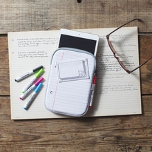 Write-On Ipad Notecase