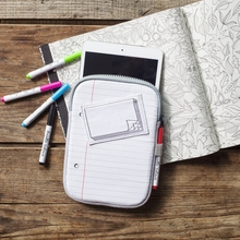 Write-On Mini Ipad Notecase