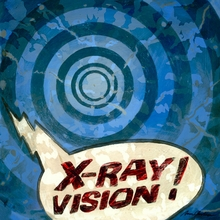 X-ray Vision Canvas Wall Art