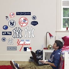 Yankees Logo Wall Decals