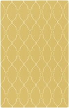 Yellow Fallon Rug