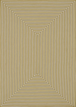 Yellow In/Out Rug