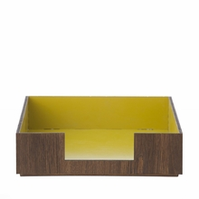 Yellow Letter Tray