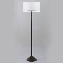 Zee Bronze Floor Lamp